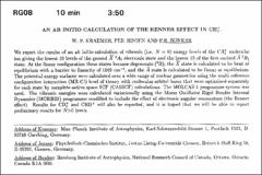 Thumbnail of AN AB INITIO CALCULATION OF THE RENNER EFFECT IN $CH^{+}_{2}$