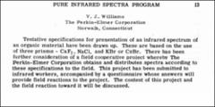 Thumbnail of PURE INFRARED SPECTRA PROGRAM