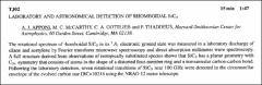 Thumbnail of LABORATORY AND ASTRONOMICAL DETECTION OF RHOMBOIDAL $SiC_{3}$