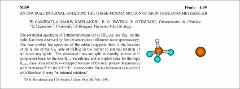 Thumbnail of AN UNUSUAL INTERNAL ROTATION: THE THREE-MINIMA MOTION OF AR IN TRIFLUOROMETHANE-AR
