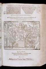 Thumbnail of An anti-papal allegory of Christian justice