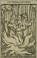 Thumbnail of Three women.