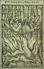 Thumbnail of Ten martyrs at Lewes.