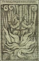 Thumbnail of Two women, Colchester.