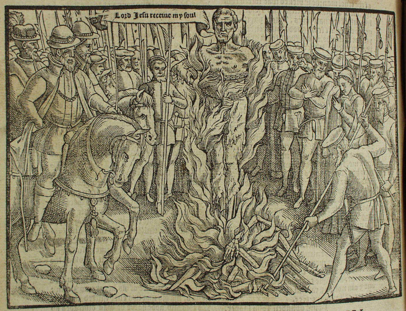 You may ask, is this why I'm in grad school? Gory renaissance proto ...