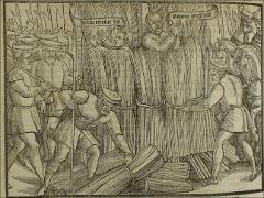 Thumbnail of The martyrdom of Bradford and John Lease