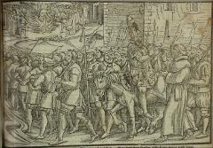 Thumbnail of The martyrdom of Nicholas Burton.
