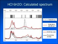 Thumbnail of THE HCl/H$_2$O SOLID SYSTEM: INFRARED SPECTRA OF HCl TRI- AND HEXAHYDRATE