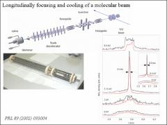 Thumbnail of DECELERATION AND TRAPPING OF NEUTRAL POLAR MOLECULES