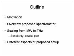 Thumbnail of EXTENDING THE PRINCIPLES OF THE FLYGARE: TOWARDS A FOURIER TRANSFORM TH$z$ SPECTROMETER