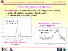 Thumbnail of HIGH SENSITIVITY SIDEBAND-SEPARATING RECEIVERS FOR MILLIMETER ASTRONOMY: ACHIEVING THE ULTIMATE IN ASTROPHYSICAL SPECTROSCOPY