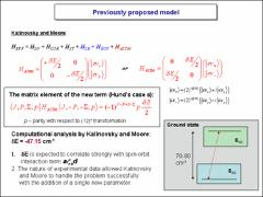 Thumbnail of THE ANALYSIS OF THE GROUND STATE OF ASYMMETRICALLY DEUTERATED METHOXY RADICALS: AN ALTERNATIVE APPROACH