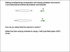 Thumbnail of MANIPULATING A CLASSICAL ELECTRON