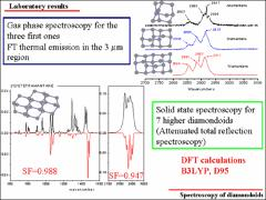Thumbnail of PROGRESS ON THE INFRARED SPECTROSCOPY OF DIAMONDOIDS AND THEIR ASTROPHYSICAL APPLICATION