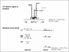 Thumbnail of INFRARED SPECTRA OF CHLORIDE-FLUOROBENZENE COMPLEXES: ELECTROSTATICS VS. H BONDING