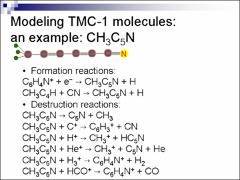 Thumbnail of MODELING SOME NEWLY DETECTED MOLECULES
