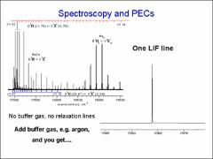 Thumbnail of THE $^{1}\Pi$ STATES OF NaCs: SPECTROSCOPY, LIFETIMES, PERMANENT AND TRANSITION DIPOLE MOMENTS