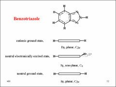 Thumbnail of MASS ANALYZED THRESHOLD IONIZATION SPECTROSCOPY OF BENZIMIDAZOLE AND BENZOTRIAZOLE CATIONS