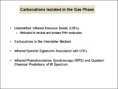Thumbnail of INFRARED SPECTROSCOPY OF SIZE-SELECTED CARBOCATIONS II.: C$_{6}$H$_{7}^{+}$, C$_{7}$H$_{7}^{+}$, AND C$_{7}$H$_{9}^{+}$