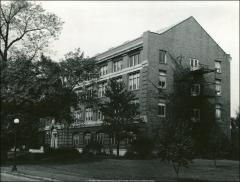 Thumbnail of Arps Hall, The Ohio State University: Exterior view