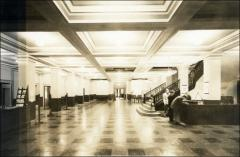 Thumbnail of Administration Building (Bricker Hall), The Ohio State University: Interior view of first floor