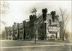 Thumbnail of Armory, The Ohio State University: Exterior view