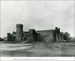 Thumbnail of Armory, The Ohio State University: Rendering