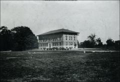 Thumbnail of Biological Hall, The Ohio State University: Exterior view, 1899