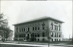 Thumbnail of Biological Hall, The Ohio State University: Exterior view, 1910