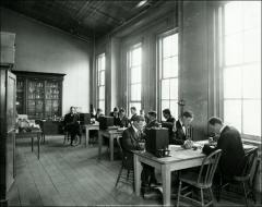 Thumbnail of Botanical Hall, The Ohio State University: Interior view