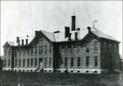 Thumbnail of Chemistry Building No. 1, The Ohio State University: Exterior view of south facade