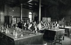 Thumbnail of Chemistry Building No. 2, The Ohio State University: Mining Engineering laboratory class