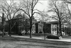 Thumbnail of Botanical Hall and Faculty Club, The Ohio State University: Exterior view