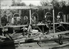 Thumbnail of Chemistry Building No. 2, The Ohio State University: Construction view