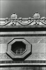 Thumbnail of Derby Hall (Chemistry Building No. 3), The Ohio State University: Exterior detail