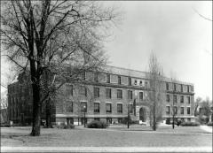 Thumbnail of Derby Hall (Chemistry Building No. 3), The Ohio State University: Exterior view from southwest