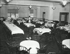 Thumbnail of Faculty Club, The Ohio State University: Dining room