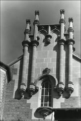 Thumbnail of Hamilton Hall, The Ohio State University: Exterior detail