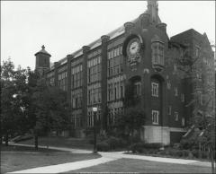 Thumbnail of Hamilton Hall, The Ohio State University: Exterior view