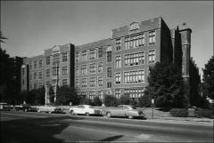 Thumbnail of Hamilton Hall, The Ohio State University: View from Neil Avenue