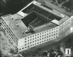 Thumbnail of Hagerty Hall, The Ohio State University: Aerial view