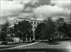 Thumbnail of Hagerty Hall, The Ohio State University: Exterior view from southeast