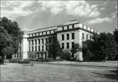 Thumbnail of Hagerty Hall, The Ohio State University: Exterior view from Oval