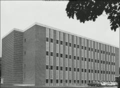 Thumbnail of Denney Hall, The Ohio State University: Exterior view