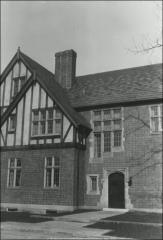 Thumbnail of Honors House (President's Residence No. 2), The Ohio State University: Exterior view