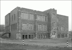 Thumbnail of Kinsman Hall, The Ohio State University: Exterior view