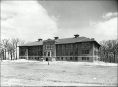 Thumbnail of Lord Hall, The Ohio State University: Exterior view, 1904