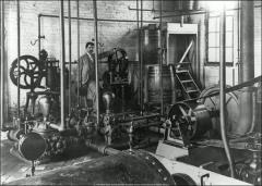 Thumbnail of Lord Hall, The Ohio State University: Mechanical Engineering Lab, 1900
