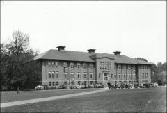 Thumbnail of Lord Hall, The Ohio State University: Exterior view, 1925