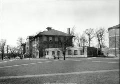 Thumbnail of Lord Hall, The Ohio State University: Exterior view with 1940 addition